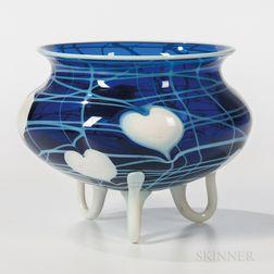 Imperial Art Glass Vase