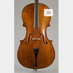 Modern Italian Violoncello, Enrico Marchetti, 1912