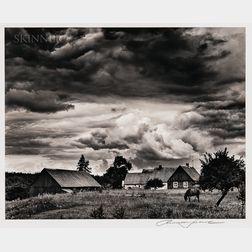 Roman Loranc (Polish, b. 1956)      Black Hancza