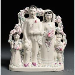 Wedgwood Queen's Ware Bridal Group