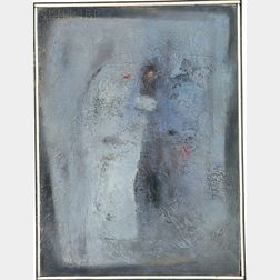 Vincenzo Frunzo (Italian, b. 1910)      White Wall