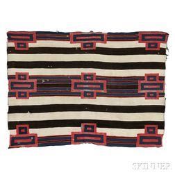 Navajo Classic Chief's Blanket