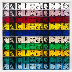 Andy Warhol (American, 1928-1987)      Portraits of the Artists