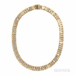 18kt Gold Necklace