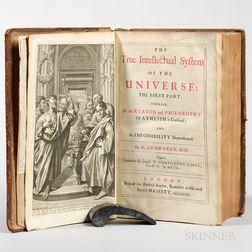 Cudworth, Ralph (1617-1688) The True Intellectual System of the Universe.