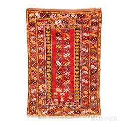 Western Anatolian Rug
