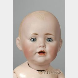 "J.D. Kestner ""Baby Jean"" Bisque Character Baby"