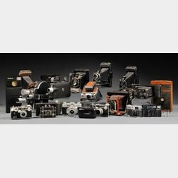 Large Collection of Cameras