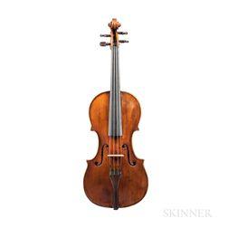 Italian Violin, Giovanni Battista Gabrielli, Florence, c. 1752