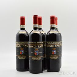 Biondi Santi Brunello di Montalcino Il Greppo 2010, 12 bottles