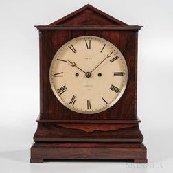Dent No. 776 Table Clock