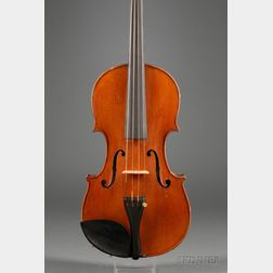 French Violin, Charles J.B. Collin-Mezin, Mirecourt, 1926