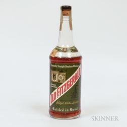 Old Fitzgerald 6 Years Old 1958, 1 4/5 quart bottle