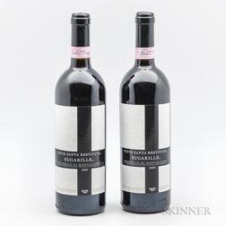 Gaja (Pieve Santa Restituta) Brunello di Montalcino Suragrille 2004, 2 bottles