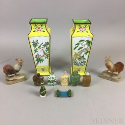 Eleven Chinese Items