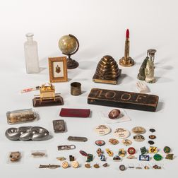 Approximately Fifty-five Odd Fellows Ephemeral Items
