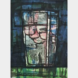 Aaron Fink (American, b. 1955)      Glass of Water