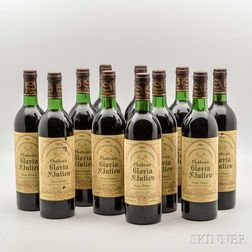 Chateau Gloria 1982, 11 bottles