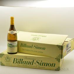 Billaud Simon Chablis Vaudesir 2012, 12 bottles (2 x oc)