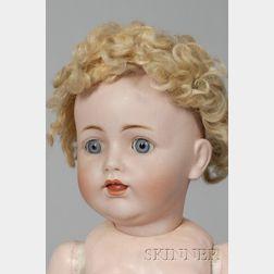 Kestner 257 Bisque Character Baby