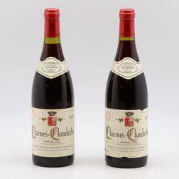 Armand Rousseau Charmes Chambertin 1990, 2 bottles