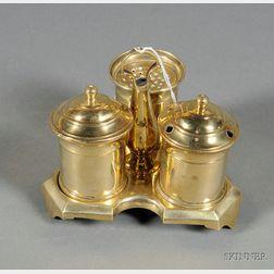 Dutch Brass Standish