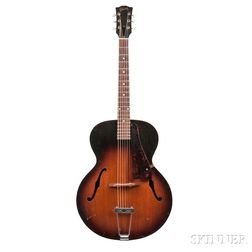 Gibson L-48 Acoustic Archtop Guitar, c. 1951