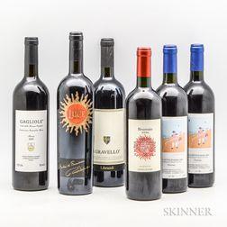 Mixed Italian Reds, 6 bottles