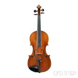 Modern Italian Violin, Milan, 1931