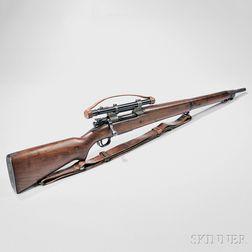 U.S. Model 1903-A4 Bolt Action Sniper Rifle