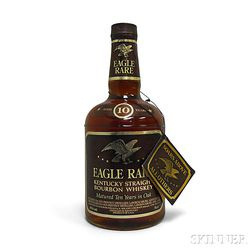 Eagle Rare Bourbon 10 Years Old, 1 750ml bottle