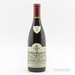 Claude Dugat Charmes Chambertin 2005, 1 bottle