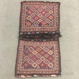 Pair of Bakhtiari Bags