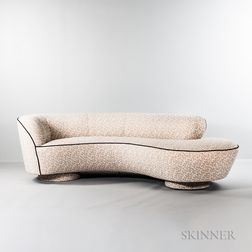 Vladimir Kagan for Directional 'Cloud' Sofa
