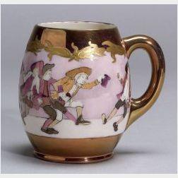 Ceramic Art Company American Belleek Mug