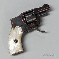 Kolb Model 1920 Baby Hammerless Double-action Revolver