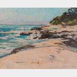 Graydon Foulger (American, b. 1942)      La Jolla Cove