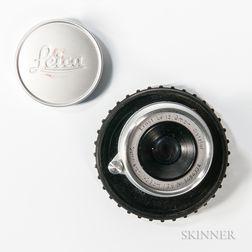 Leitz Summaron 3.5cm f/3.5 Screw-mount Lens