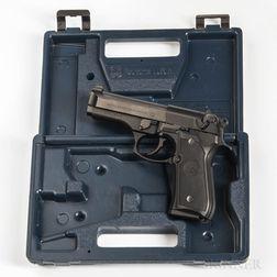 Beretta Model 96 Centurion Semiautomatic Pistol