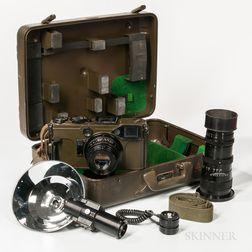 U.S. Army Signal Corps KS-6(1) Camera Set