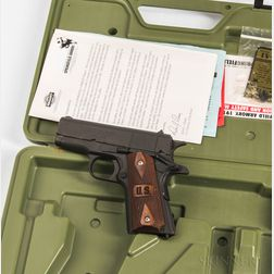 Springfield Armory GI Micro Compact Semiautomatic Pistol