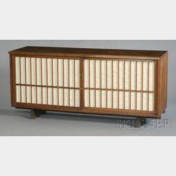 Early George Nakashima (1905-1990) Sideboard