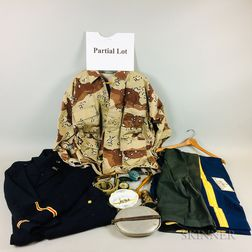 Group of Military Items