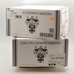 Ciacci Piccolomini dAragona Brunello di Montalcino 2011, 12 bottles (2 x oc)