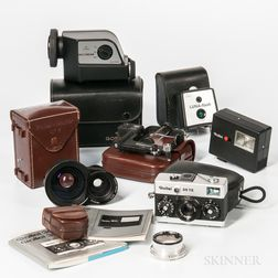 Rollei-Mutar 0.7X and Other Rollei Accessories