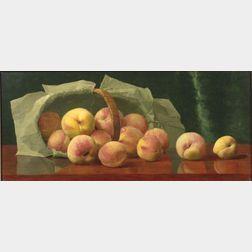William J. McCloskey (American, 1859-1941)    Peaches