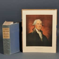 Morgan, John Hill (1870-1945) and Mantle Fielding (1865-1941)   Life Portraits of George Washington and their Replicas