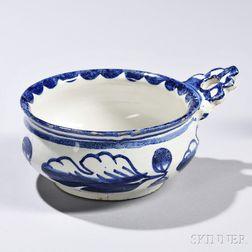 Tin-glazed Earthenware Porringer