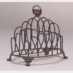 Tiffany & Co. Sterling Toast Rack