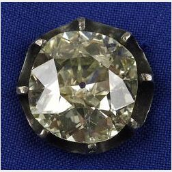 Old Mine-cut Diamond